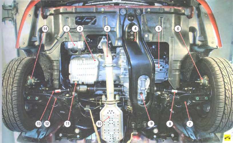 руководство по ремонту митсубиси аутлендер 3 скачать