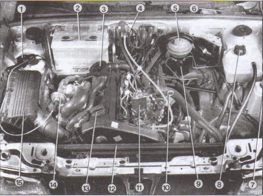Фильтр двигателя и фильтры гидравлики большегрузной и