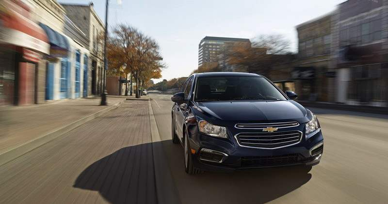 Chevrolet Cruze (Шевроле Круз) 2015: характеристики, обзор, фото, видео, цена