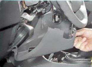 Замена трамблера camry