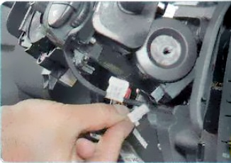 Замена замка зажигания дастер 4 4 Замена моторчика омывателя камри 30
