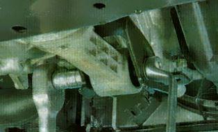 Замена подушек двигателя КИА Рио 3