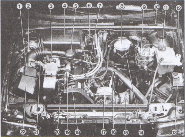 audi 80 b4 2.0 abk регулятор температуры воздуха подключение