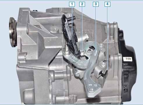 как работает коробка передач на фольксваген поло