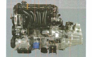 Двигатель Kia Ceed 1 (ED) 2007 - 2012 гг.
