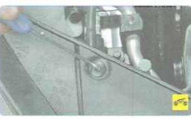 Замена воздушного фильтра Kia Ceed 1