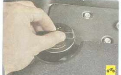 Замена масла и масляного фильтра в двигателе Kia Ceed 1