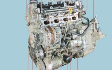 Двигатель Nissan Qashqai c 2007 г.в., и Qashqai+2 c 2008 г.в.