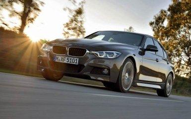 Новый BMW 3-Series 2016 года в кузове F30
