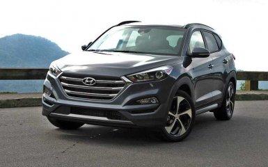 Новый Hyundai Tucson 2016 модельного года