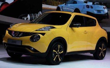 Состоялся дебют обновленного Nissan Juke 2015