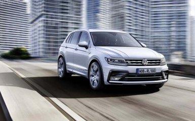 Volkswagen представил второе поколение Tiguan 2016 года