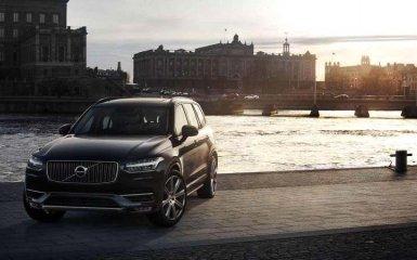 В Париже состоялся показ Volvo XC90 2016 года