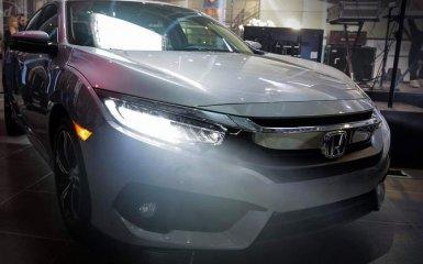 Honda Civic седан 2016: десятое поколение