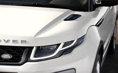 Новый Land Rover Range Rover Evoque 2016 модельного года