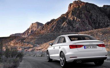 Audi A3 седан 2015-2016 года — обзор новшевств