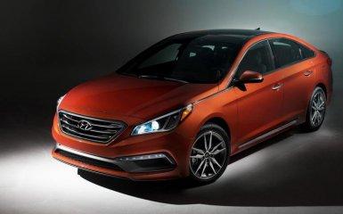 Состоялся дебют Hyundai Sonata 2015 года