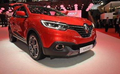 Kadjar — новый кроссовер от Renault