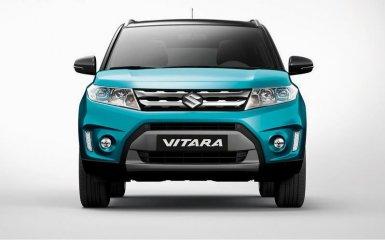 Suzuki представил обновленную Vitara 2015 года