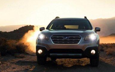 Новый Subaru Outback 2015 — универсальный кроссовер