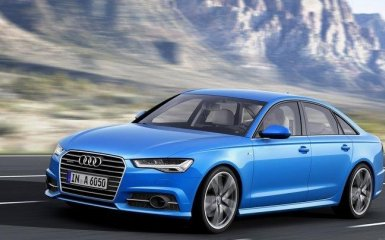 Обновление Audi A6 2016 — стиль и качество