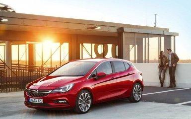 Сказ про то, как новый Opel Astra K сбросил лишний вес