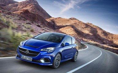 Новый Opel Corsa E 2015 — пятая генерация хэтчбека