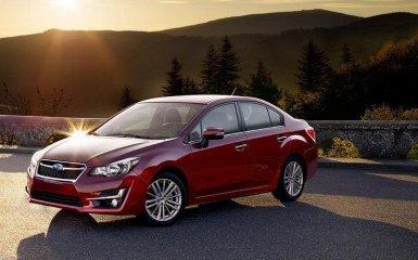 Новая Subaru Impreza 2015-2016 — жажда успеха