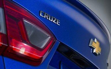 Новый Chevrolet Cruze 2016 — рестайлинг второго поколения