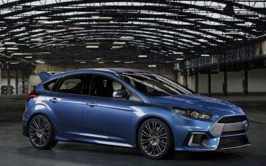 Новый заряженный Ford Focus RS 2016
