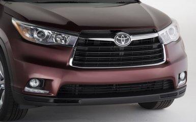 Новый Toyota Highlander 2016 — небольшой рестайлинг