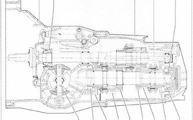 Разборка и сборка МКП 01W/012 VW Passat B5