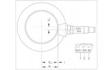 Регулировка вторичного вала и ведомой шестерни главной передачи МКП 01Е/0А1 на VW Passat B5