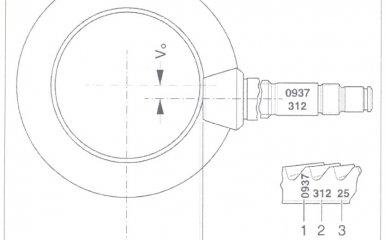 Регулировка вторичного вала и ведомой шестерни главной передачи МКП 01W/012 на VW Passat B5
