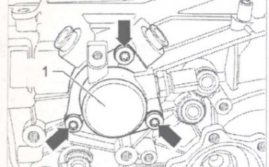 Замена вала переключения передач МКП 0А2 на VW Passat B5 GP