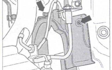 Замена сальников приводных валов МКП 0А2 на VW Passat B5 GP