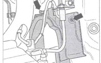 Замена рабочего цилиндра сцепления МКП 01Е/0А1 на VW Passat B5