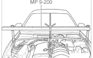 Замена подрамника Volkswagen Passat B5 GP (2000 - 2005)