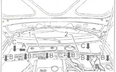 Замена стартера VW Passat B5