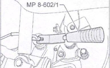 Замена балки заднего моста и пружины амортизатора Volkswagen Passat B5 GP