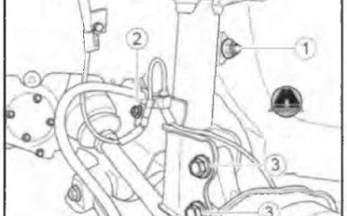 Замена передней амортизаторной стойки в сборе Geely Emgrand EC7