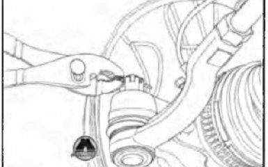 Замена наконечников рулевой тяги Geely Emgrand EC7