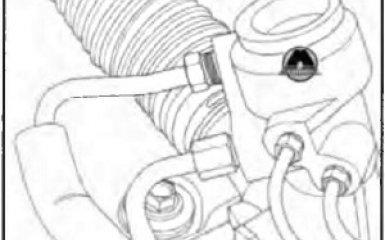Замена рулевого механизма Geely Emgrand EC7