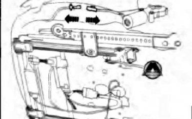 Замена электромотора сервопривода регулировки положения сиденья Geely Emgrand EC7, 2010 - н.в.