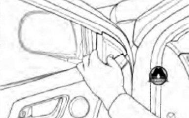 Замена наружных зеркал заднего вида Geely Emgrand EC7, 2010 - н.в.