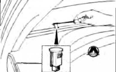 Замена датчиков температуры кондиционера Geely Emgrand EC7, 2010 - н.в.