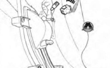 Замена задних фонарей Geely Emgrand EC7
