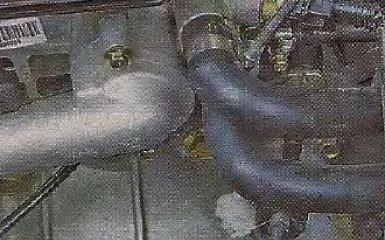 Замена водораспределительной коробки Geely МК / МК Cross