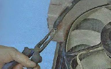 Замена расширительного бачка Geely МК / МК Cross