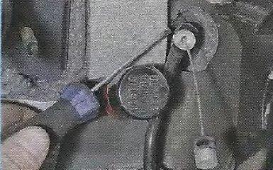 Замена педали привода дроссельной заслонки Geely МК / МК Cross